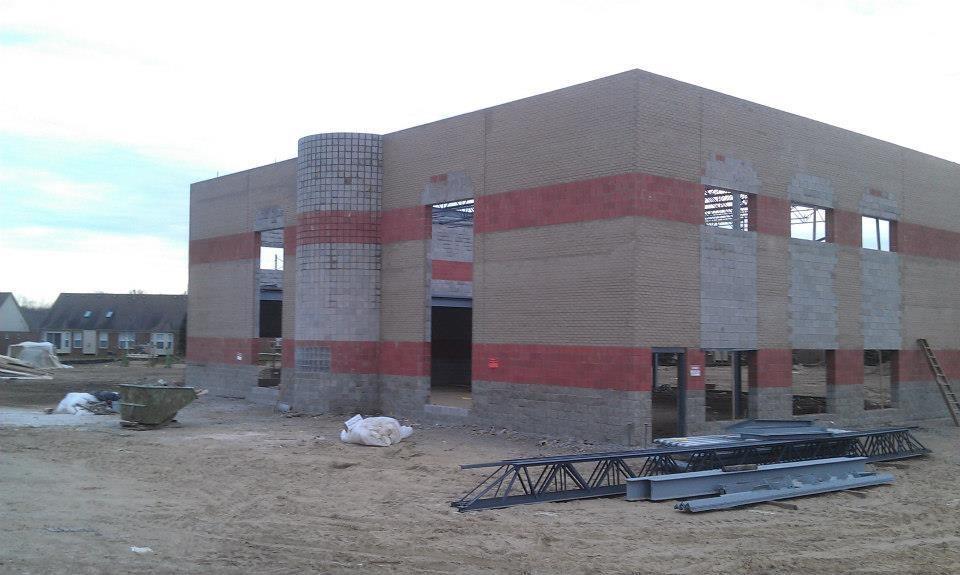 Jowett Funeral Home Buildout
