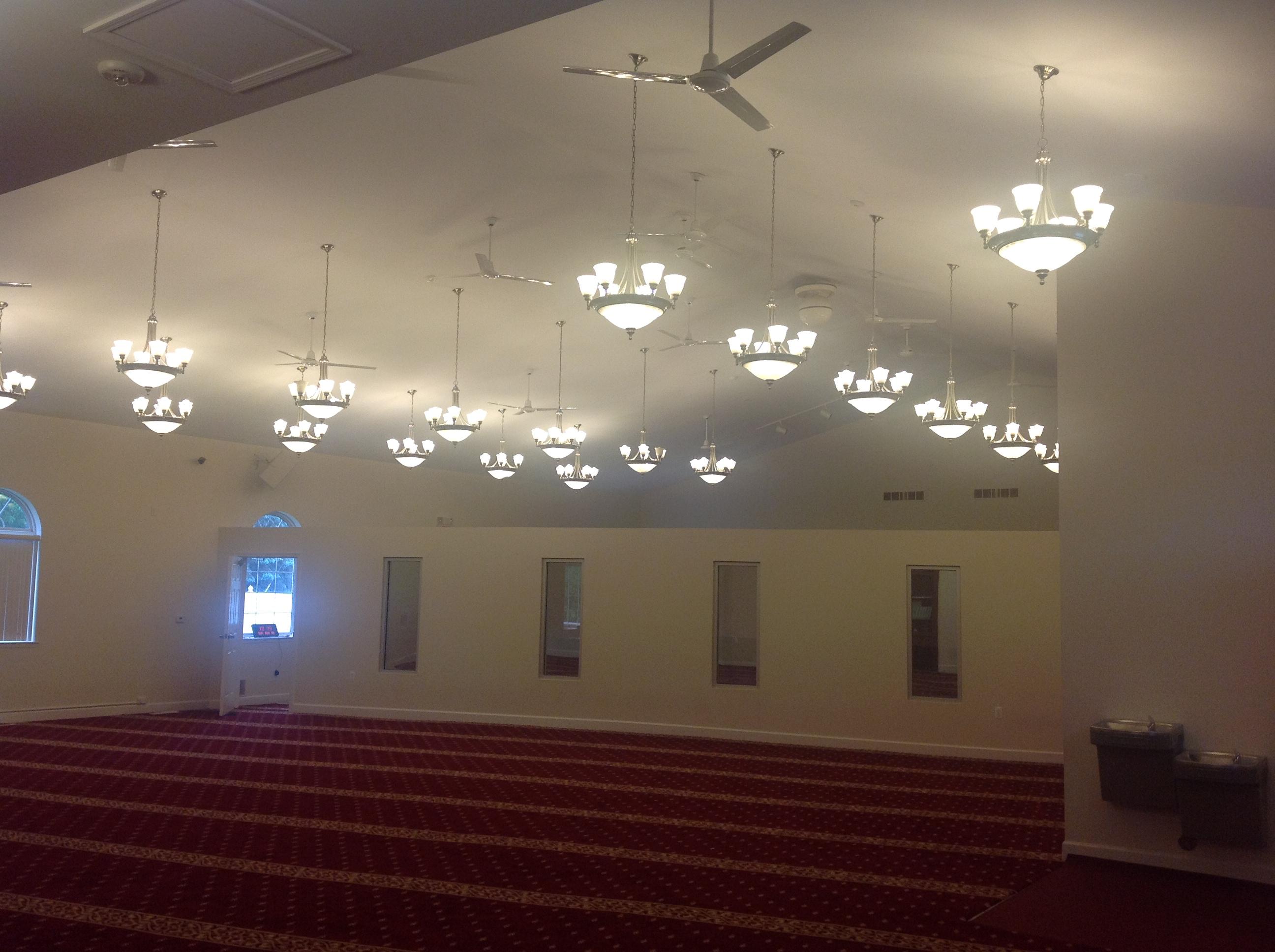 Mosque a Religious Facility