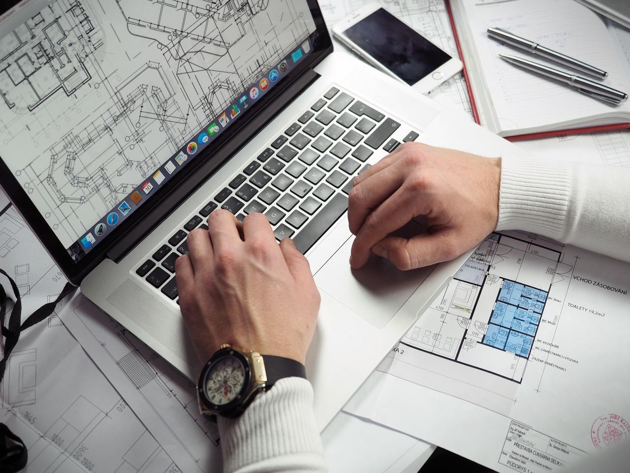 Commercial Building Project Design